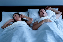 Is snoring preventing you and your partner from getting a good night's rest?